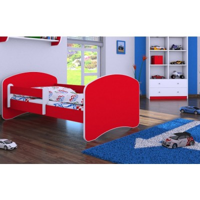 Lastevoodi Color Red 85x165..