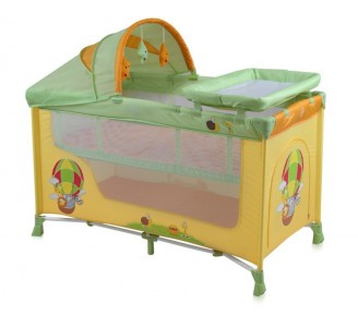 Reisivoodi Nanny Balloon Plus 60x120