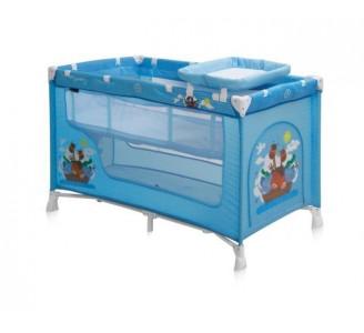 Reisivoodi Nanny Blue Advendure 60x120