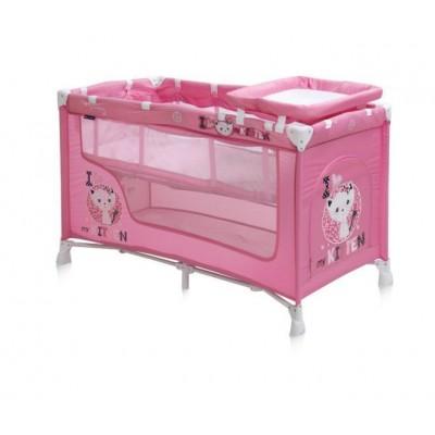 Reisivoodi Nanny Pink Kitte..